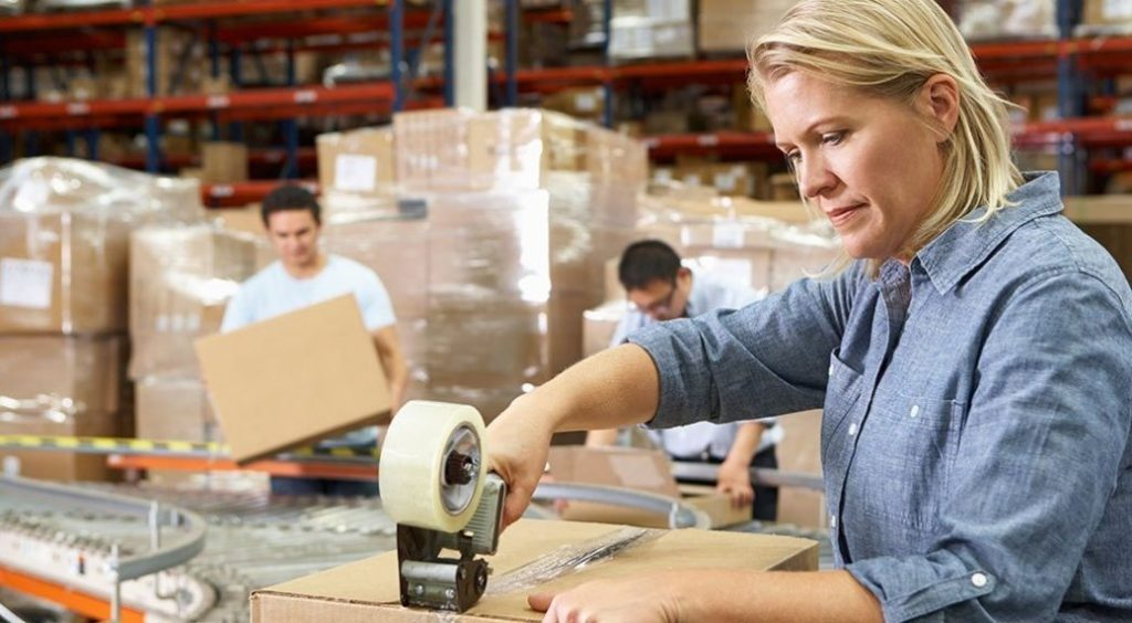 Pick and Pack Order Fulfilment